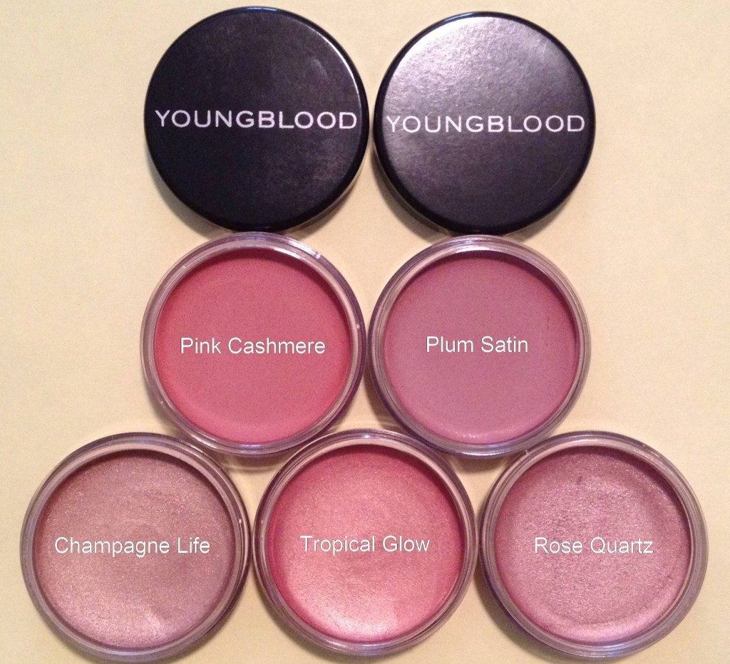 Younblood Creme Blushes