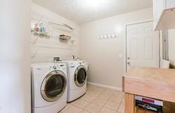 chalet main laundry