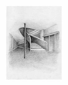 Diana Londoño, dibujo arquitectonico, artista colombiana, arte y arquitectura, arte contemporáneo, absenta, avsentha, arte en bogotá, dibujantes, dibujos de edificios, Diana paola londoño Arias.