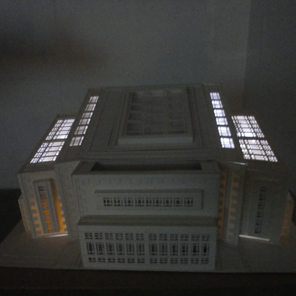 Exterior motherboard