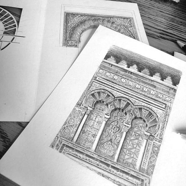Arco islámico cordobes