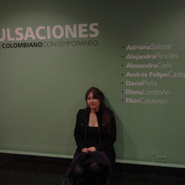 Pulsaciones. Arte Colombiano contemporan