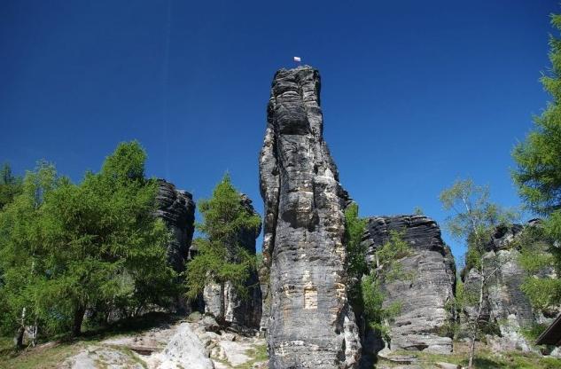 Tisa Rock City, Czech Republic