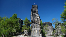 Four protected areas, two countries, one landscape - Saxon Bohemian Switzerland