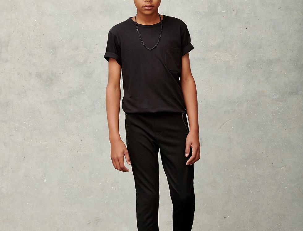 Comfy broek zwart