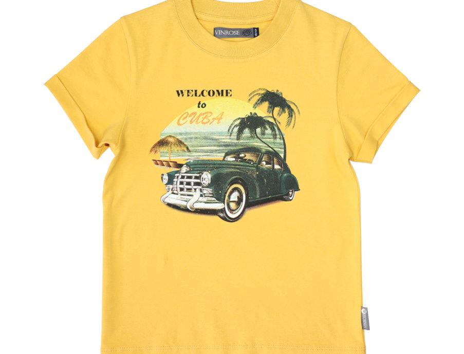 Cuba Yellow