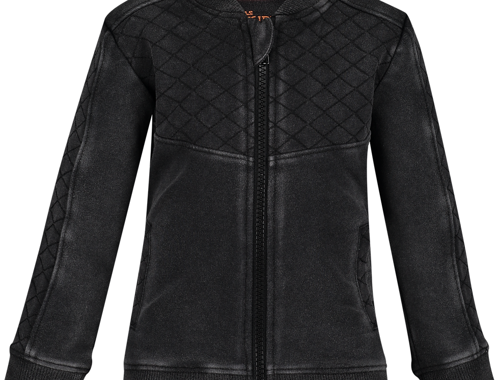 Sweat jacket Colbey Black