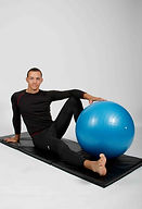 photo stretching pilates Peter Coach Sportif