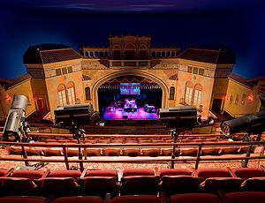 Polk Theatre Where Historic Is Cutting Edge Lakeland Fl
