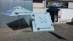 2.6 m Square Umbrella