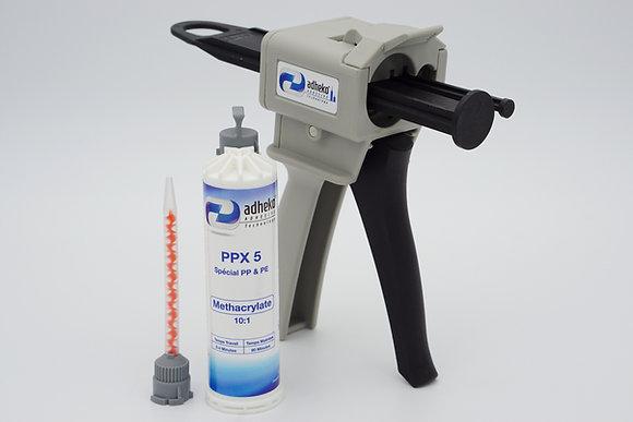 Kit Colle PPX5 + Pistolet manuel PM50-10:1