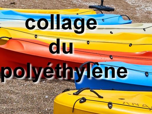 Comment coller du Polyéthylène / Polypropylène ?