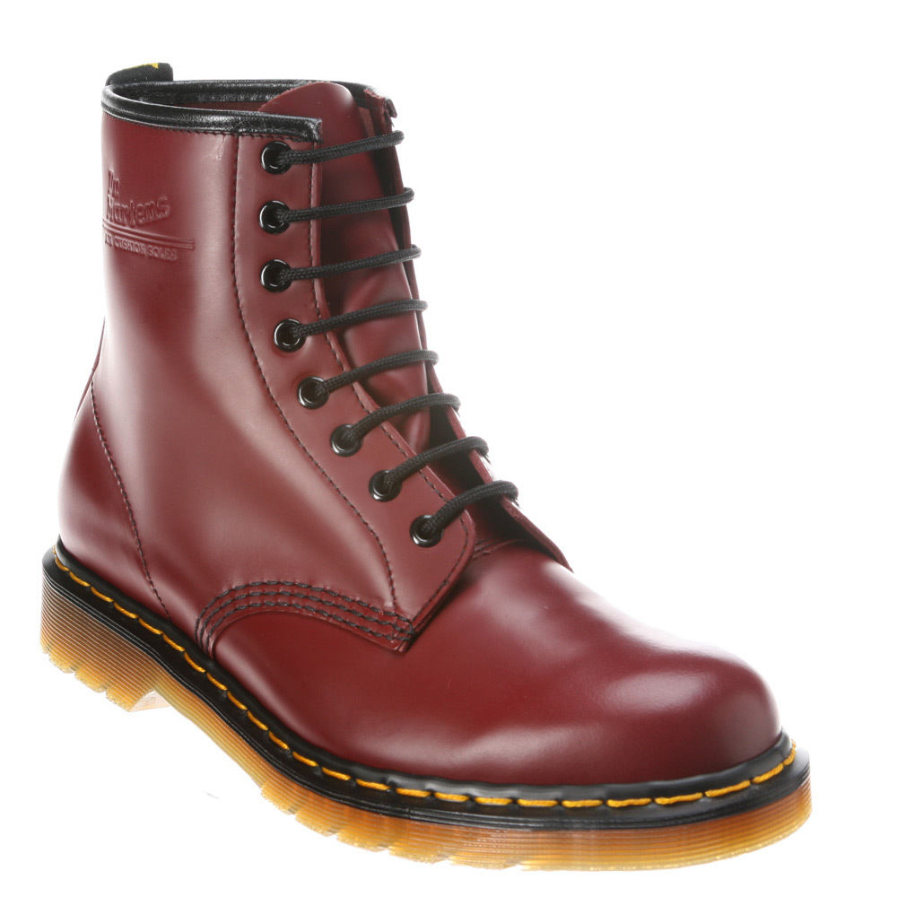 Dr Martens Eye LaceUp Boot Cherry