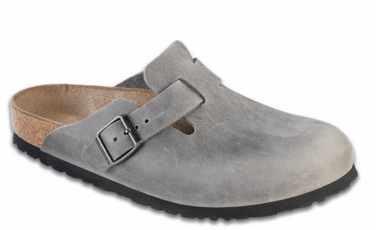 Clogs Boston Grey