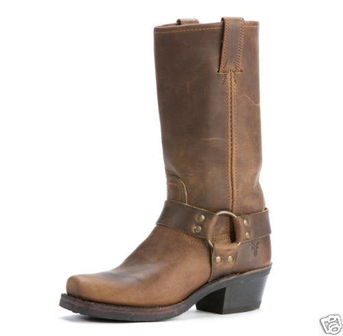 Frye Boot TAN Harness