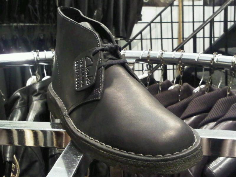 Desert Boot Black