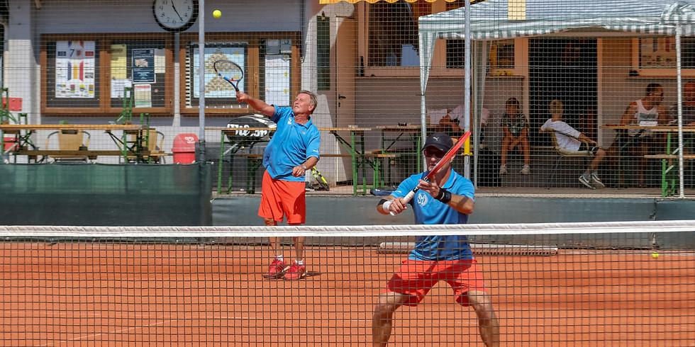 Tennismeisterschaft Senioren Ü45 gegen TC Mattighofen 2