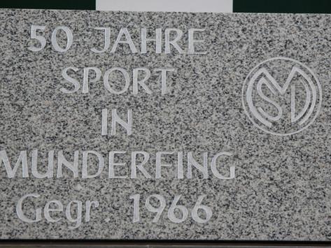 50 Jahre Sportverein Raiffeisen Munderfing (1966 - 2016)