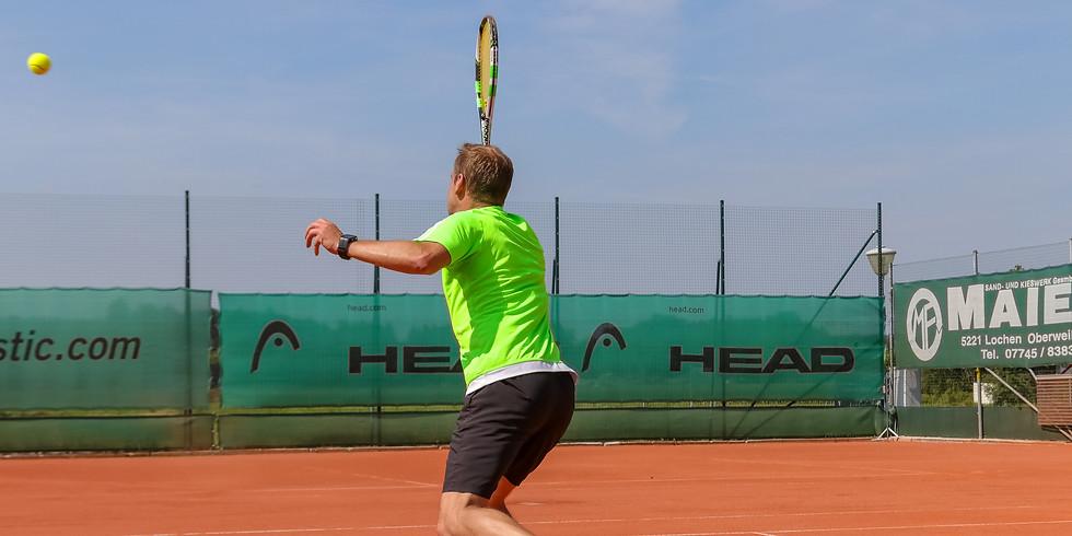 Eröffnung der Tennissaison 2020