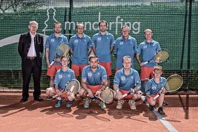 Tennismannschaft