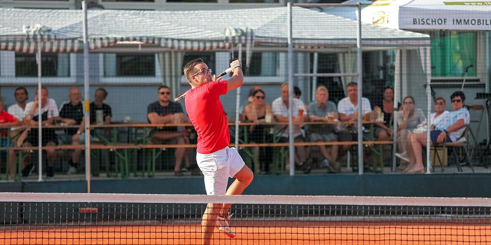 Tennismeisterschaft Herren 1 gegen Hochburg-Ach 1
