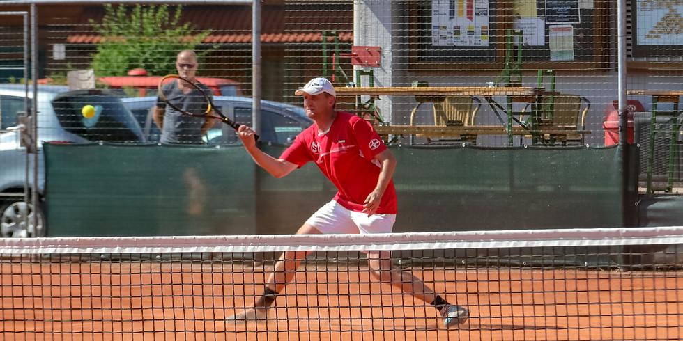 Tennismeisterschaft Herren 2 gegen TC Höhnhart 2