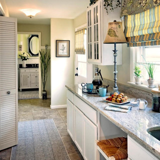After 1 - Butlers Pantry v. Laundry Room