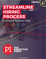 The Predictive Index Streamline the Hiring Process
