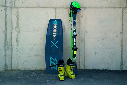 Ski & Sun package