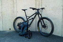 Bike & Hike package