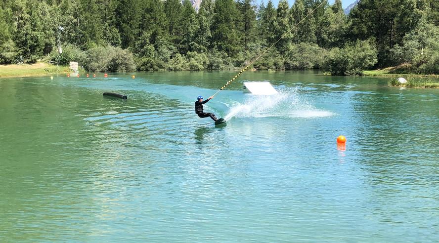 Wakeboarding Schalisee