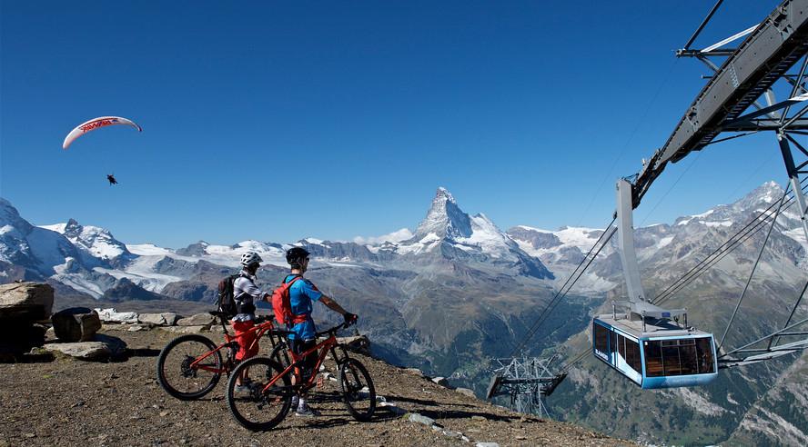 Bike Rothorn
