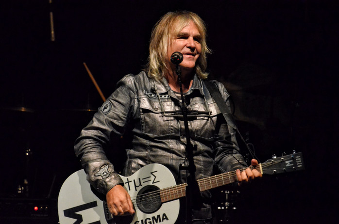 The Alarm with Modern English and Jay Aston's Gene Loves Jezebel at The Paramount