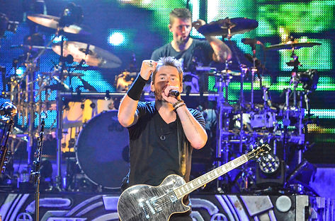 Nickelback with Daughtry Rock the Northwell Health at Jones