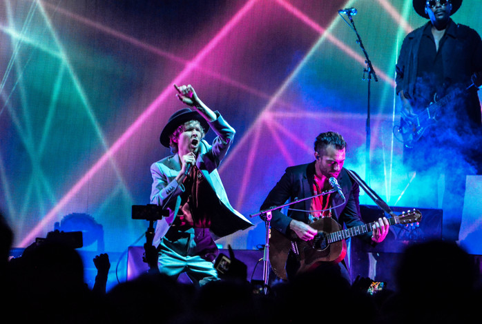Beck, Cage the Elephant, Spoon and Sunflower Bean - The Night Running Tour