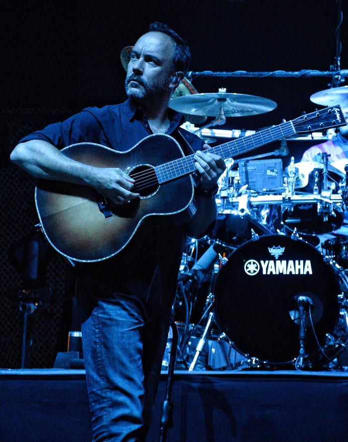 Dave Matthews Band Plays His Annual Summer Show at Jones Beach