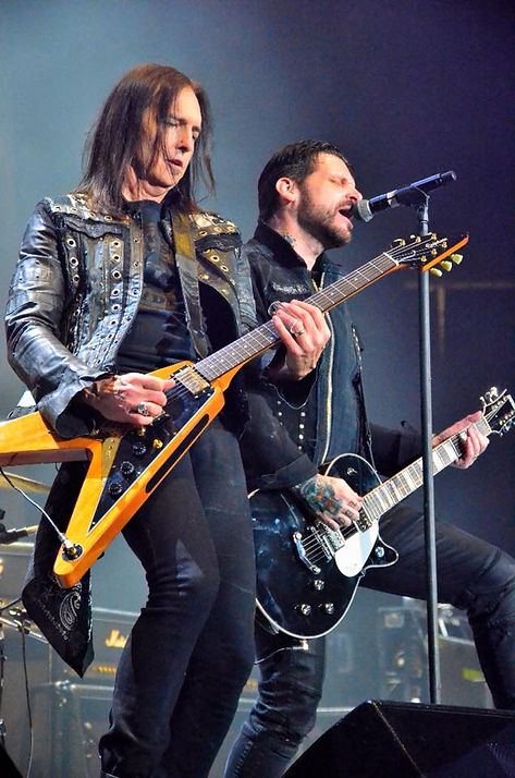 Judas Priest with Saxon and Black Star Riders at the