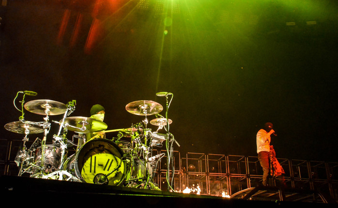 Twenty One Pilots & Bear Hands At The Prudential Center