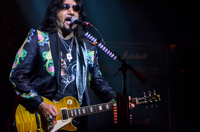 Ace Frehley at The Paramount
