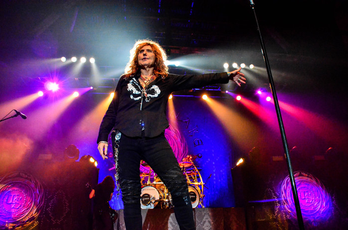 Whitesnake with special guests the Black Moods at the Paramount