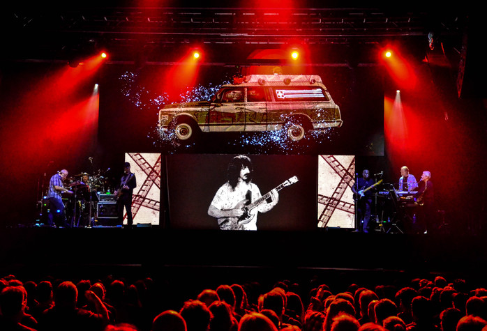 The Bizarre World of Frank Zappa Tour at The Paramount