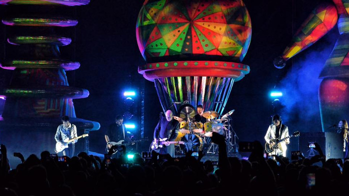 The Smashing Pumpkins, Noel Gallagher's High Flying Birds and AFI Rock Northwell Health at Jones