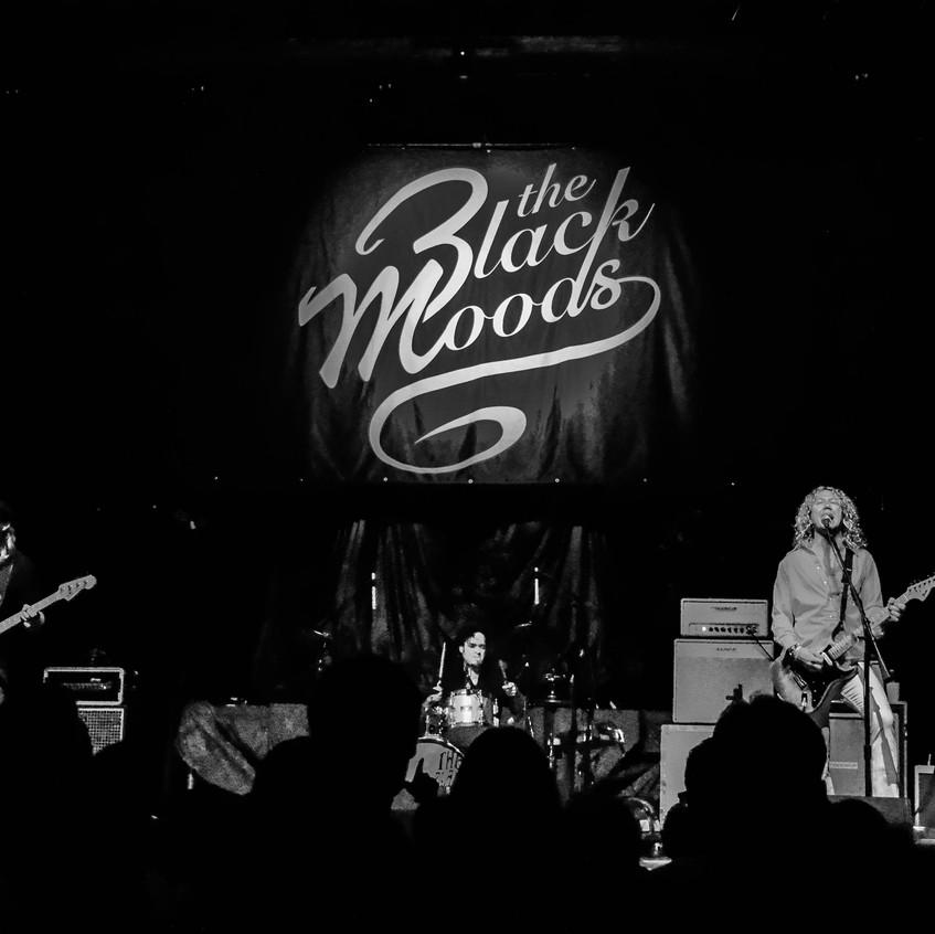 The Black Moods  (18)
