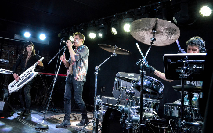 Princess Goes to the Butterfly Museum at Mercury Lounge on 11/17/19