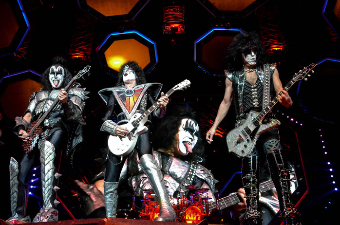 KISS at the Prudential Center