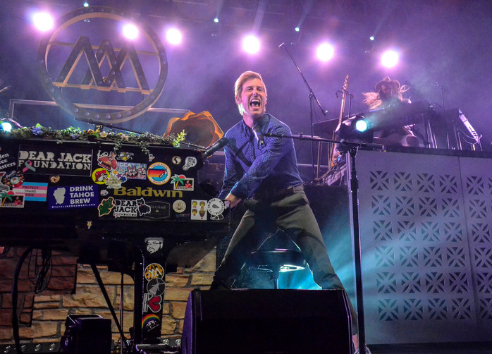 Andrew McMahon In The Wilderness at The Paramount