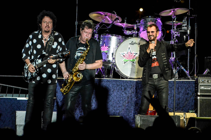 Ringo Starr and His All Starr Band 30th Anniversary North American Tour
