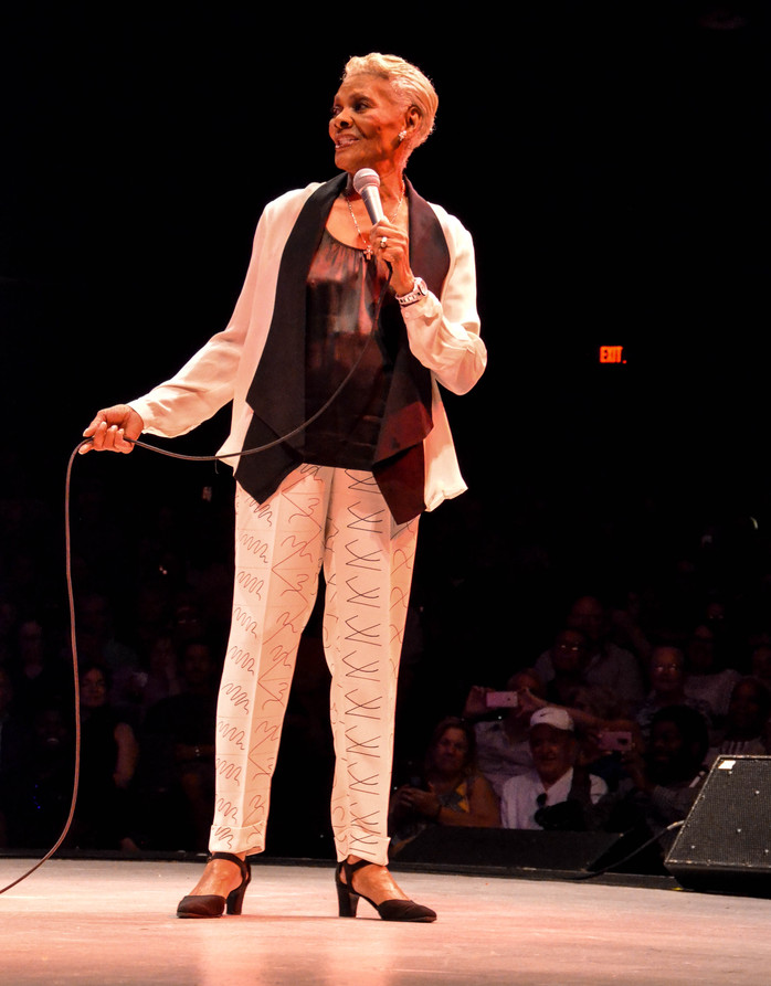 Dionne Warwick with special guest Darlene Love at NYCB Theatre at Westbury