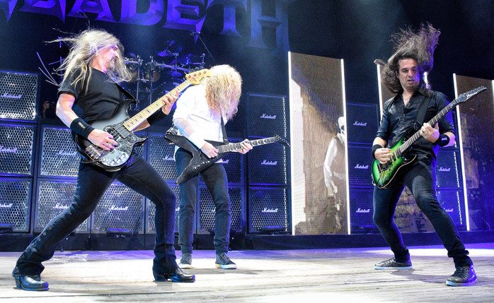 The Metal Tour of The Year Thrashed Jones Beach