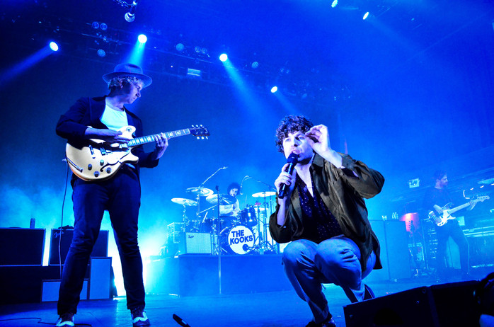 The Kooks with Barns Courtney at Terminal 5